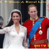 Download Video Kate And William A Royal Love Story HDTV | 350 MB | 29 April 2011
