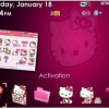 Downlaod Hello Kitty windows 7 theme