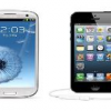 Review iPhone 5 & Samsung Galaxy S III